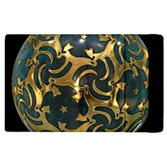 Sphere Orb Decoration 3d Apple Ipad 3/4 Flip Case