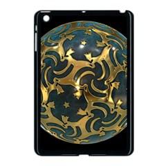 Sphere Orb Decoration 3d Apple Ipad Mini Case (black)