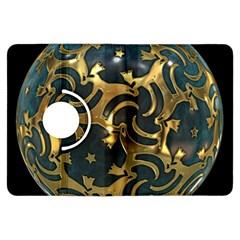 Sphere Orb Decoration 3d Kindle Fire Hdx Flip 360 Case