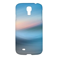 Wave Background Pattern Abstract Lines Light Samsung Galaxy S4 I9500/i9505 Hardshell Case