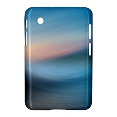 Wave Background Pattern Abstract Lines Light Samsung Galaxy Tab 2 (7 ) P3100 Hardshell Case
