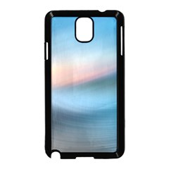 Wave Background Pattern Abstract Lines Light Samsung Galaxy Note 3 Neo Hardshell Case (black)