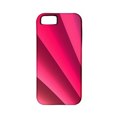 Wave Pattern Structure Texture Colorful Abstract Apple Iphone 5 Classic Hardshell Case (pc+silicone)