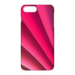 Wave Pattern Structure Texture Colorful Abstract Apple Iphone 8 Plus Hardshell Case