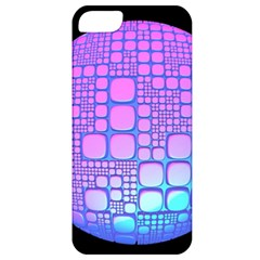 Sphere 3d Futuristic Geometric Apple Iphone 5 Classic Hardshell Case