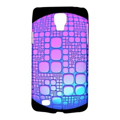 Sphere 3d Futuristic Geometric Galaxy S4 Active