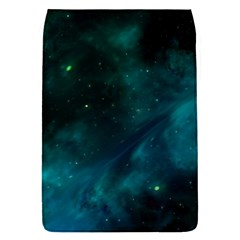 Green Space All Universe Cosmos Galaxy Flap Covers (s)