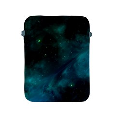 Green Space All Universe Cosmos Galaxy Apple Ipad 2/3/4 Protective Soft Cases