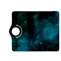 Green Space All Universe Cosmos Galaxy Kindle Fire Hdx 8 9  Flip 360 Case
