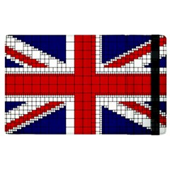 Union Jack Flag Uk Patriotic Apple Ipad 3/4 Flip Case