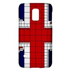 Union Jack Flag Uk Patriotic Galaxy S5 Mini