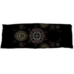 Background Pattern Symmetry Body Pillow Case (dakimakura)