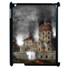 Destruction Apocalypse War Disaster Apple Ipad 2 Case (black)