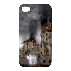 Destruction Apocalypse War Disaster Apple Iphone 4/4s Premium Hardshell Case