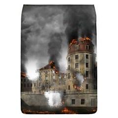 Destruction Apocalypse War Disaster Flap Covers (l)
