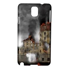 Destruction Apocalypse War Disaster Samsung Galaxy Note 3 N9005 Hardshell Case
