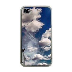 Chrysler Building America New York Apple Iphone 4 Case (clear)