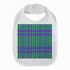 Bright Green Purple Stripes Pattern Amazon Fire Phone