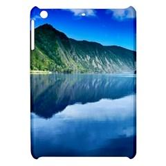 Mountain Water Landscape Nature Apple Ipad Mini Hardshell Case