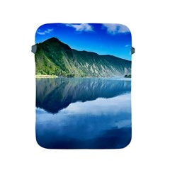 Mountain Water Landscape Nature Apple Ipad 2/3/4 Protective Soft Cases