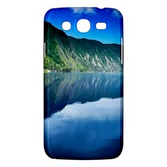 Mountain Water Landscape Nature Samsung Galaxy Mega 5 8 I9152 Hardshell Case