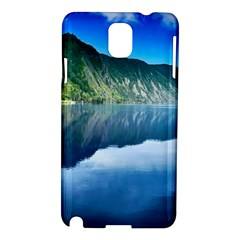 Mountain Water Landscape Nature Samsung Galaxy Note 3 N9005 Hardshell Case