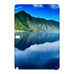 Mountain Water Landscape Nature Samsung Galaxy Tab Pro 10 1 Hardshell Case