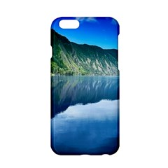 Mountain Water Landscape Nature Apple Iphone 6/6s Hardshell Case