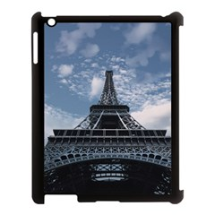 Eiffel Tower France Landmark Apple Ipad 3/4 Case (black)