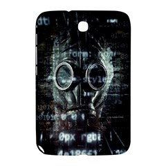Gas Mask Contamination Contaminated Samsung Galaxy Note 8 0 N5100 Hardshell Case