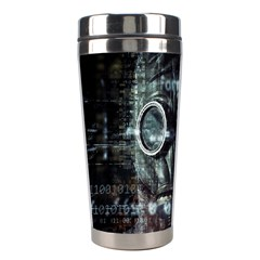 Gas Mask Contamination Contaminated Stainless Steel Travel Tumblers