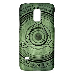 Rune Geometry Sacred Mystic Galaxy S5 Mini