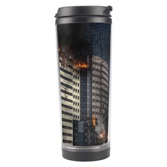 Destruction Apocalypse War Disaster Travel Tumbler
