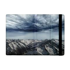 Mountain Landscape Sky Snow Apple Ipad Mini Flip Case