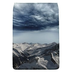 Mountain Landscape Sky Snow Flap Covers (s)
