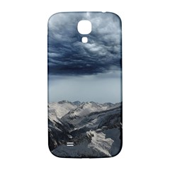 Mountain Landscape Sky Snow Samsung Galaxy S4 I9500/i9505  Hardshell Back Case
