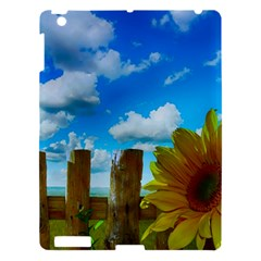 Sunflower Summer Sunny Nature Apple Ipad 3/4 Hardshell Case