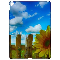Sunflower Summer Sunny Nature Apple Ipad Pro 12 9   Hardshell Case
