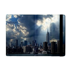New York America New York Skyline Apple Ipad Mini Flip Case