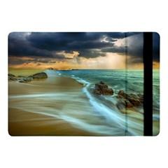 Beach Shore Sand Coast Nature Sea Apple Ipad Pro 10 5   Flip Case