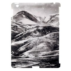Mountains Winter Landscape Nature Apple Ipad 3/4 Hardshell Case (compatible With Smart Cover)