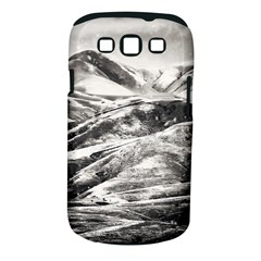 Mountains Winter Landscape Nature Samsung Galaxy S Iii Classic Hardshell Case (pc+silicone)