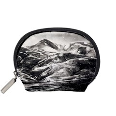 Mountains Winter Landscape Nature Accessory Pouches (small)
