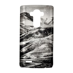 Mountains Winter Landscape Nature Lg G4 Hardshell Case