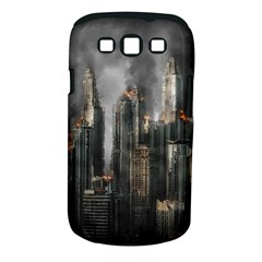 Armageddon Disaster Destruction War Samsung Galaxy S Iii Classic Hardshell Case (pc+silicone)