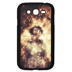 Science Fiction Teleportation Samsung Galaxy Grand Duos I9082 Case (black)