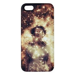 Science Fiction Teleportation Iphone 5s/ Se Premium Hardshell Case
