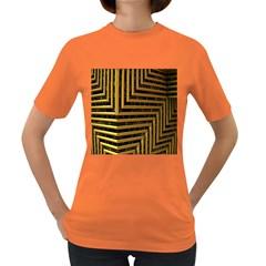 Modern Art Sculpture Architecture Women s Dark T Shirt