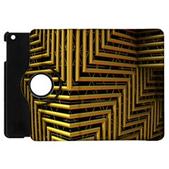 Modern Art Sculpture Architecture Apple Ipad Mini Flip 360 Case
