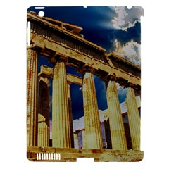 Athens Greece Ancient Architecture Apple Ipad 3/4 Hardshell Case (compatible With Smart Cover)